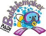 logo bubblemaker Kindertauchen